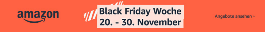 Black Friday Woche bei Amazon